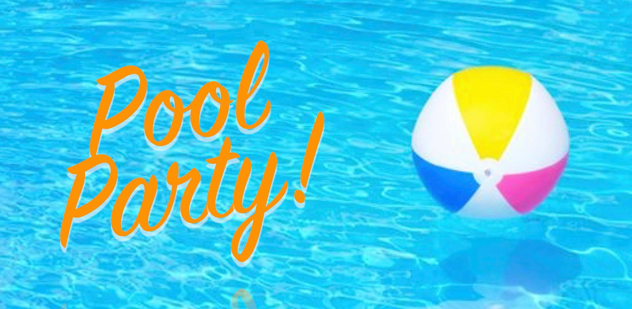 Pool party 3 camping le fief d 39 anduze - How to make a pool party ...